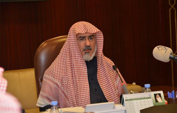 د. أبا الخيل يترأس الجلسة الأولى للهيئة العامة للمشروعات