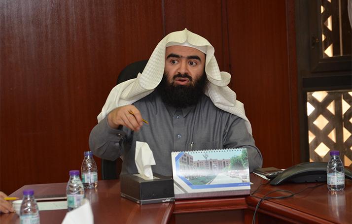 جامعة الإمام تستضيف الاجتماع 12 للجنة عمداء كليات الشريعة في دول الخليج